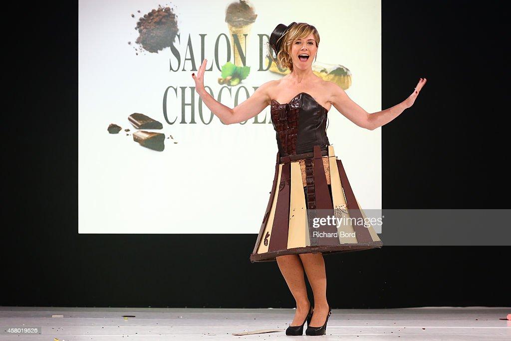 'Salon Du Chocolat - Chocolate Fair -' : 20th Anniversary At Porte de Versailles In Paris