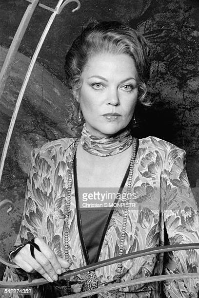 Louise Fletcher Playing in Mama Dracula by Boris Szulzinger
