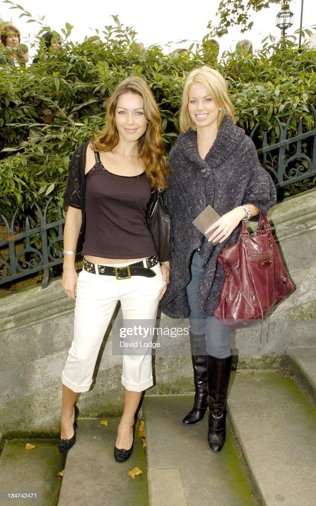 London Fashion Week Spring/Summer 2006 - Amanda Wakeley - Runway