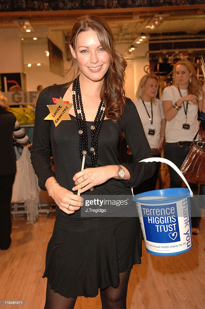 Celebrity Shopping Evening at Topshop in Aid of The Terrence Higgins Trust -
