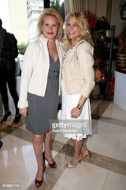 Louise Kornfeld and Jody Wolf attend AMERICANA MANHASSET Fashion Fete to Benefit GABRIELLE's ANGEL FOUNDATION for CANCER RESEARCH at Private...