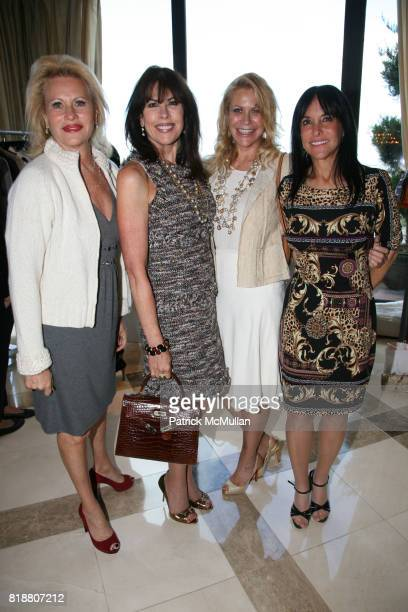 Louise Kornfeld Lauren Roberts Jody Wolf and Moira Fiore attend AMERICANA MANHASSET Fashion Fete to Benefit GABRIELLE's ANGEL FOUNDATION for CANCER...