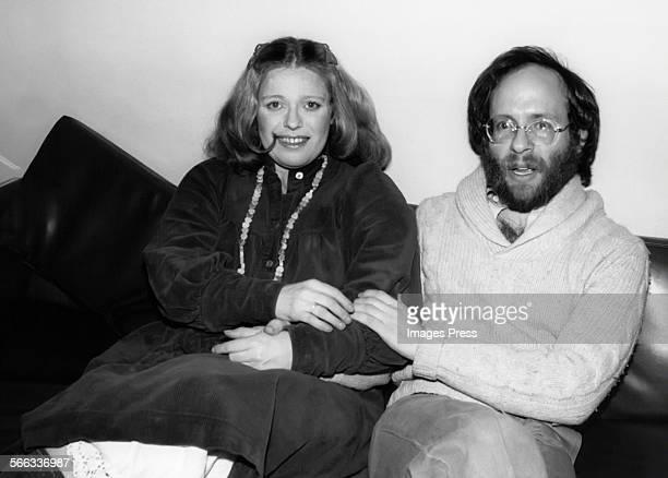 Louise Lasser and Bob Balaban circa 1980 in New York City