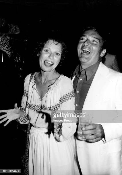 Louise Lasser and Frank Perry circa 1979 in New York City