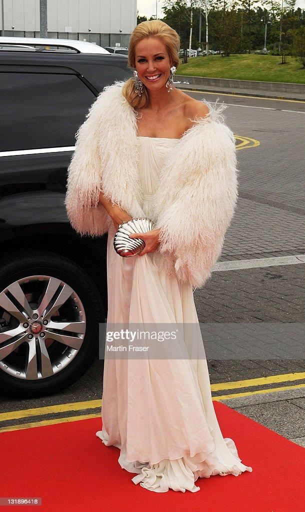Scottish Fashion Awards - Arrivals