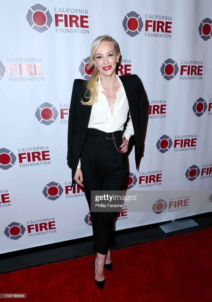 CA: California Fire Foundation's 6th Annual Gala