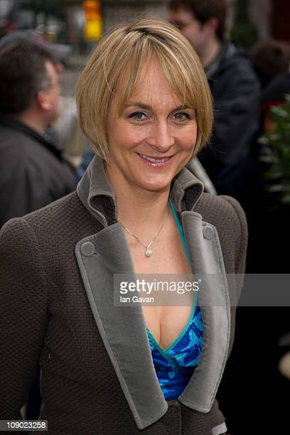 Louise Minchin attends the British Academy Film Awards Nominees Brunch at the Corinthia Hotel London on February 12 2011 in London England