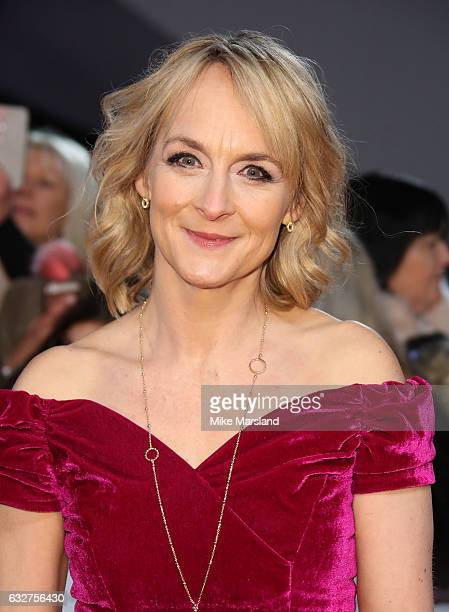 Louise Minchin attends the National Television Awards at The O2 Arena on January 25 2017 in London England