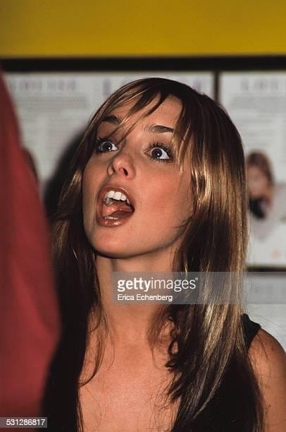 Louise Nurding Virgin Megastore London 1997