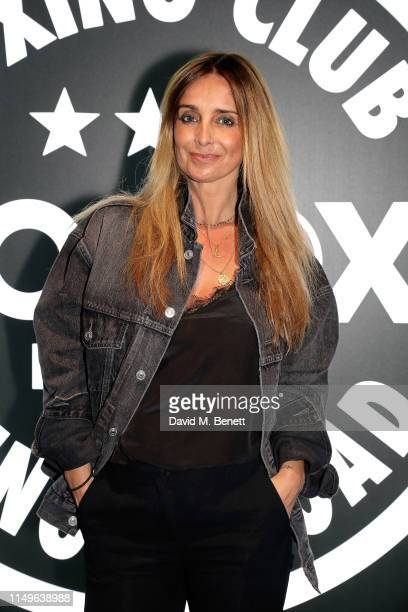 Louise Redknapp attends KOBOX New Flagship studio launch party on King's Road on May 16 2019 in London England