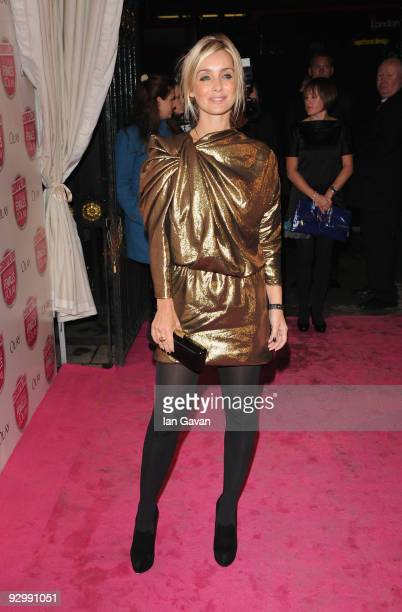 Louise Redknapp attends the Cosmopolitan Ultimate Women Of The Year Awards at Banqueting House on November 11 2009 in London England