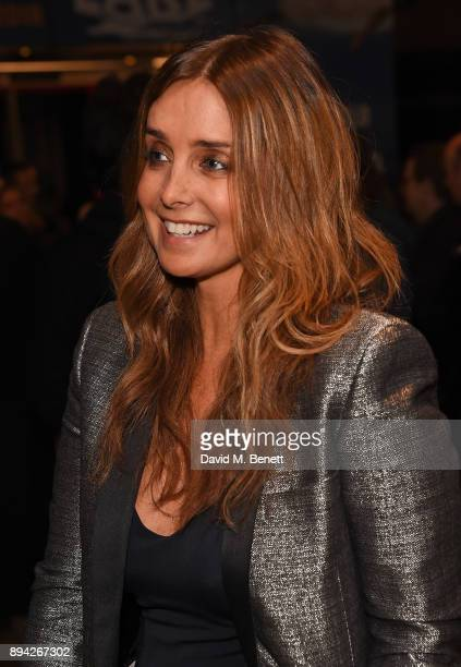 Louise Redknapp attends the evening Gala Performance of 'Matthew Bourne's Cinderella' at Sadler's Wells Theatre on December 17 2017 in London England