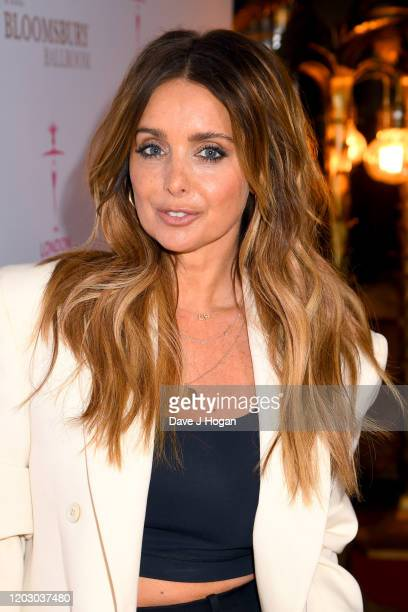 Louise Redknapp attends the Gatsby Gala 2020 at Bloomsbury Ballroom on January 30 2020 in London England