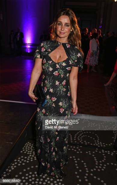 Louise Redknapp attends The Olivier Awards 2017 after party at Rosewood London on April 9 2017 in London England