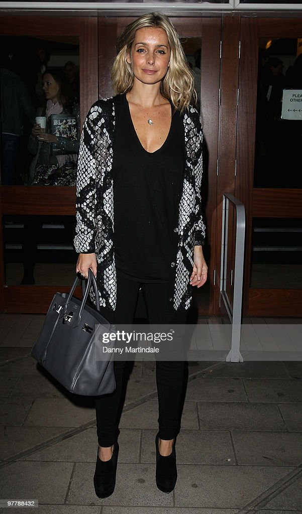 Blaze - Press Night - Arrivals