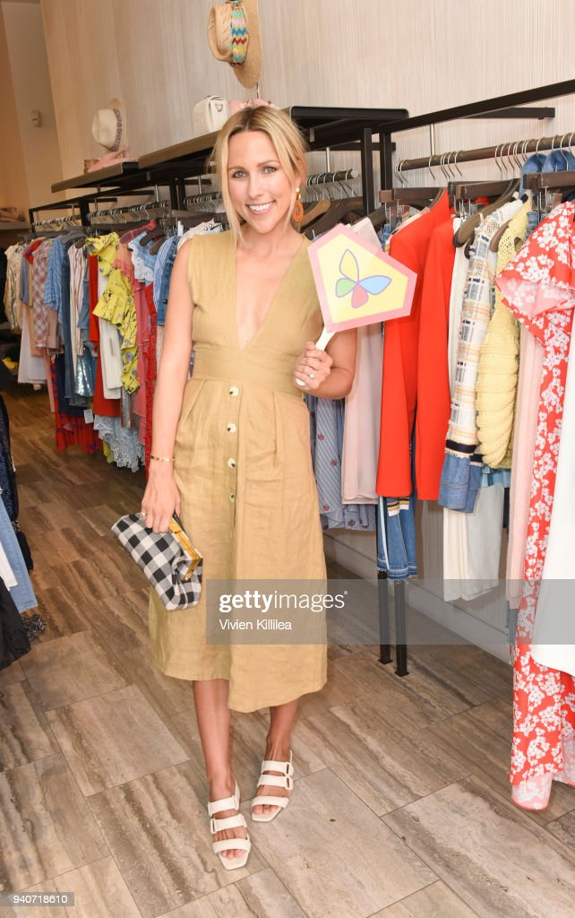 Louise Roe and Jacey Duprie host shopping event at Intermix to ...
