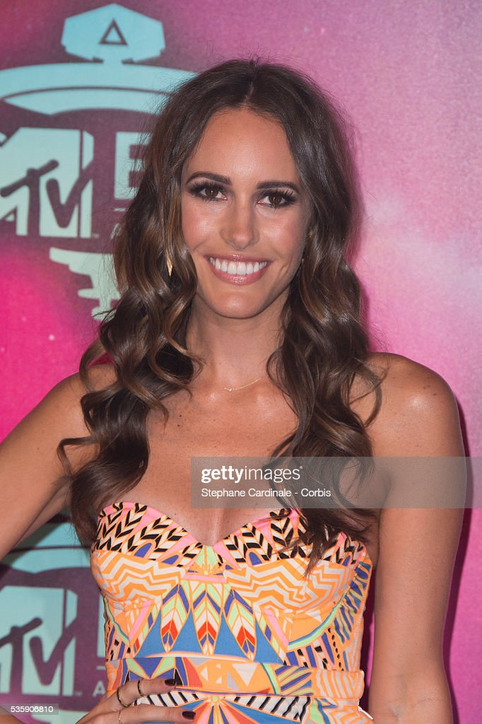 Louise Roe attends the MTV EMA's 2013 at the Ziggo Dome in Amsterdam, Netherlands.