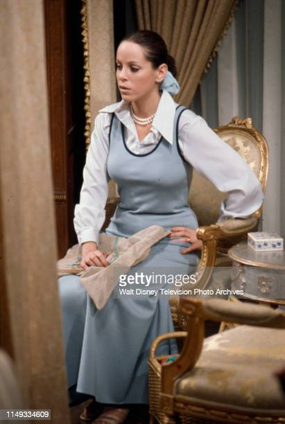 Louise Sorel appearing on the ABC tv series 'The Wide World of Mystery' episode 'Nightmare Step'