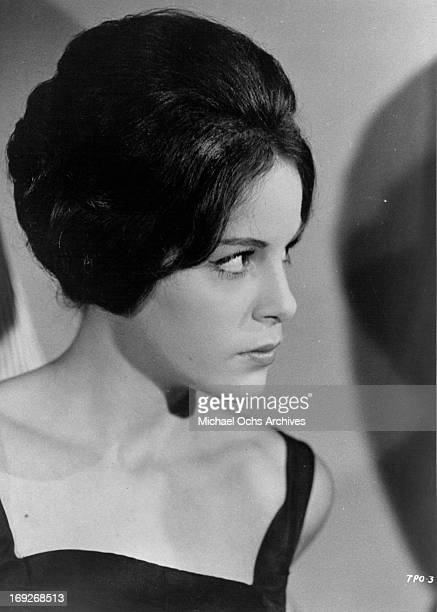 Louise Sorel in a scene from the film 'The Party's Over' 1965 Photo by Allied Artists/Getty Images