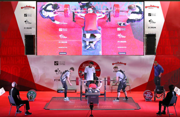 GBR: Para Powerlifting World Cup - Day Three
