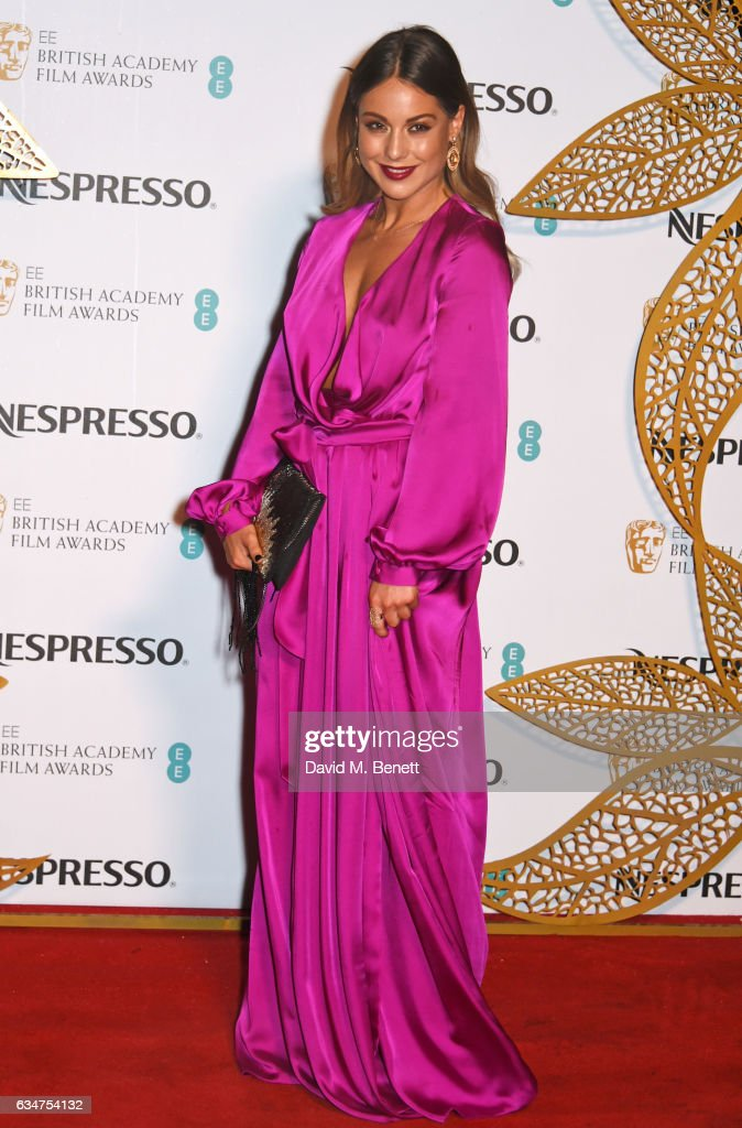 Nespresso Hosts The BAFTA Nominees Party - VIP Arrivals