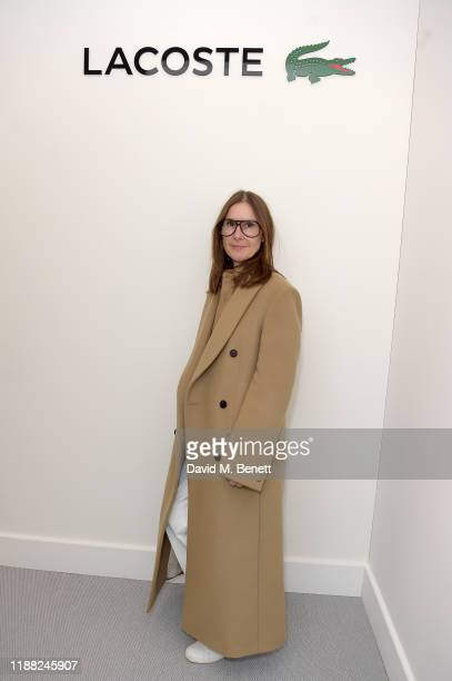 Louise Trotter attends the Lacoste VIP Lounge at the 2019 ATP World Tour Tennis Finals on November 17 2019 in London England