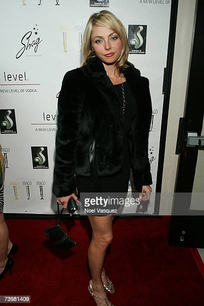 Louisette Geiss attends Fusion At Shag on April 18, 2007 in Los Angeles, California.