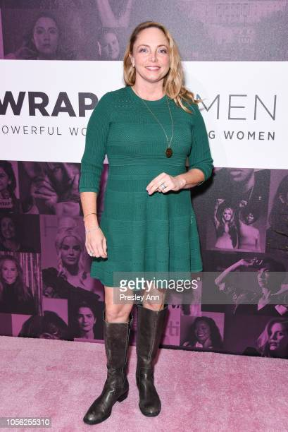 Louisette Geiss attends TheWrap's Power Women Summit at InterContinental Los Angeles Downtown on November 1, 2018 in Los Angeles, California.