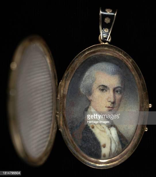 Louis-Guillaume Otto, comte de Mosloy, ca. 1780. Artist Charles Willson Peale.