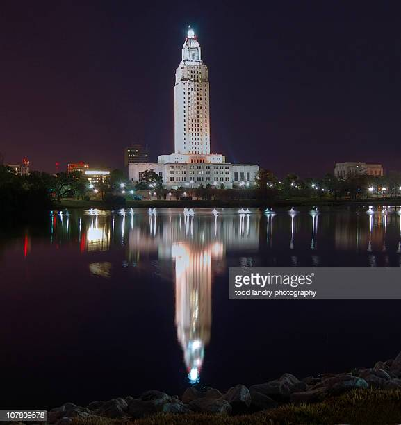 Louisiana State Capital - Baton Rouge, LA