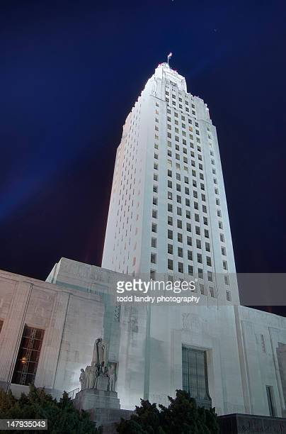 Louisiana State Capital