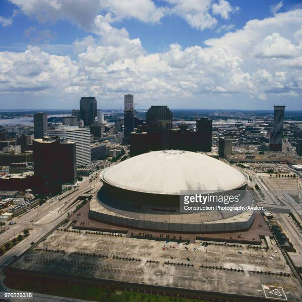 Louisiana Superdome New Orleans Louisiana USA