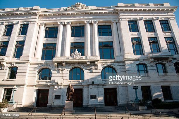 Louisiana Supreme Court Building, New Orleans, Louisiana.