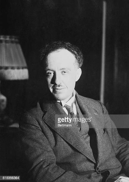 Louis-Victor de Broglie, contributer to the quantum theory and Nobel laureate in Physics Member of the Academy of Sciences of Paris.