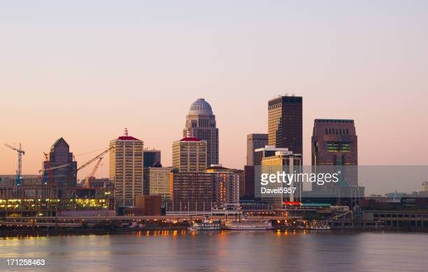 Louisville at dawn