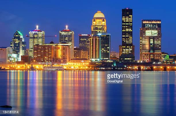 Louisville Cityscape / Skyline