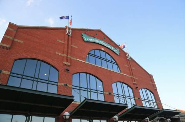 Louisville Slugger baseball stadium, Louisville, Kentucky, United States