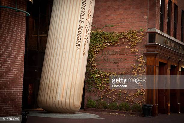 louisville slugger museum - slugger stock pictures, royalty-free photos & images