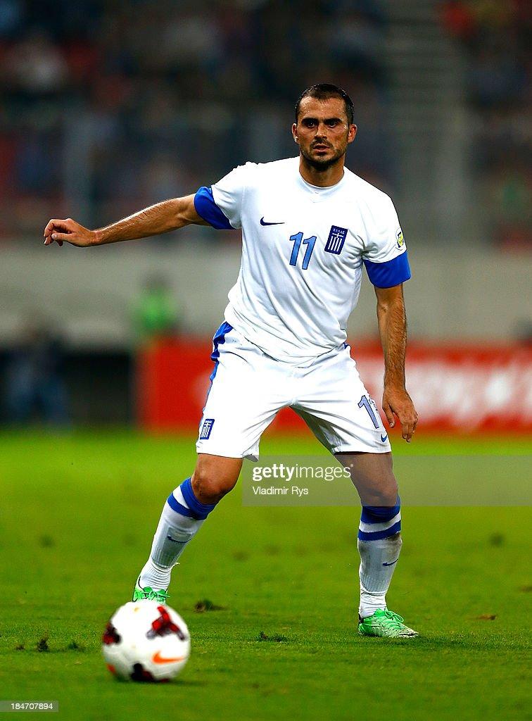 Greece v Liechtenstein - FIFA 2014 World Cup Qualifier