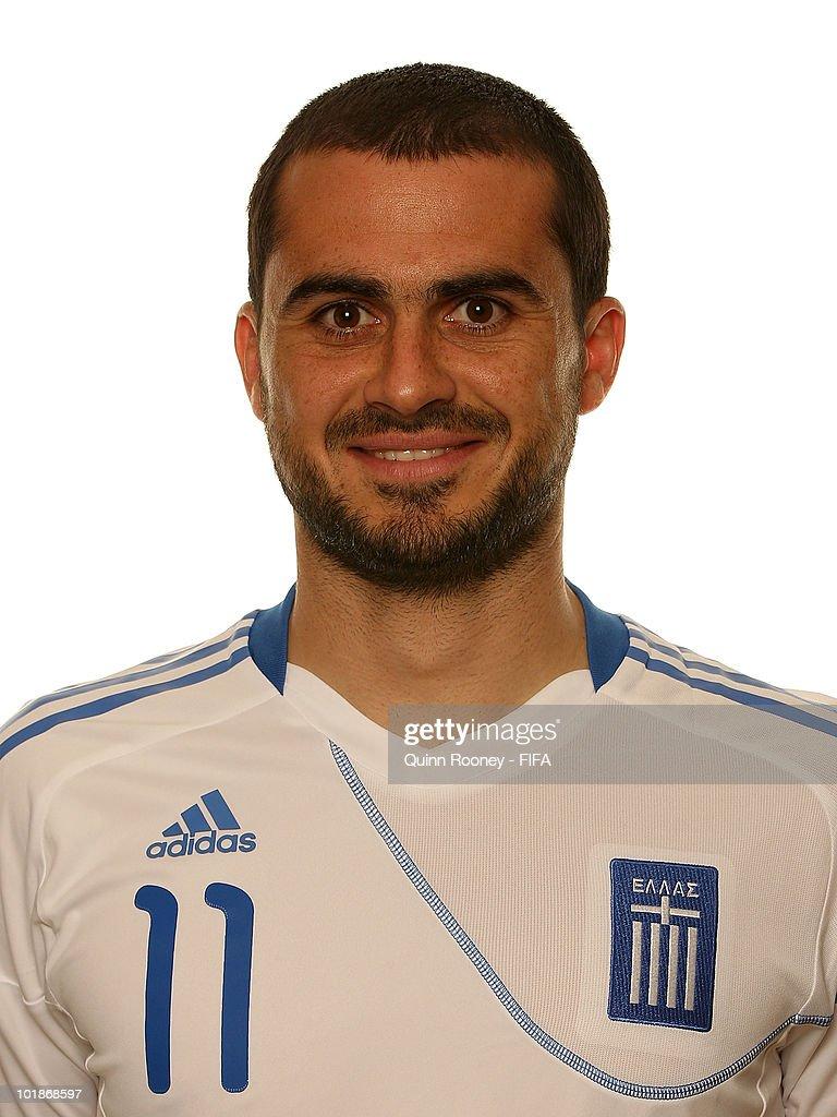 Greece Portraits - 2010 FIFA World Cup
