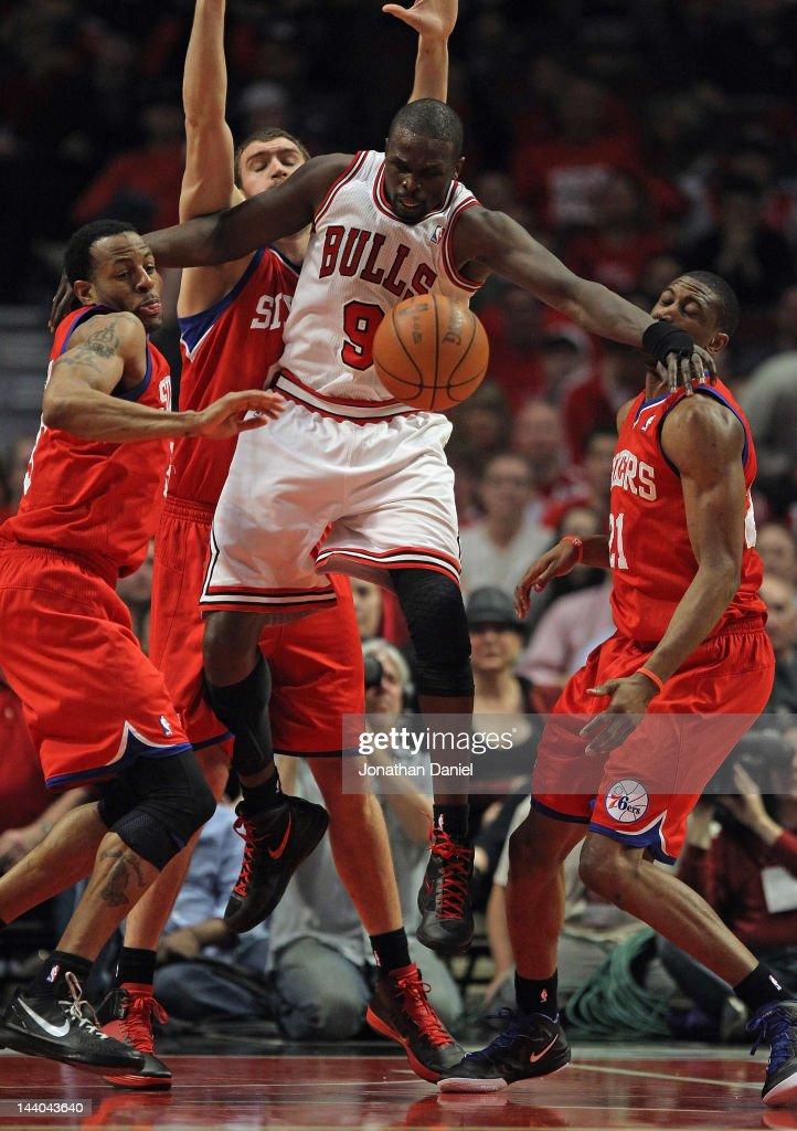 Philadelphia 76ers v Chicago Bulls - Game Five