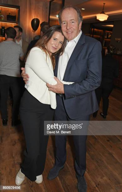 Loulou Dundas and Lord Bruce Dundas attend Alexander Dundas's 18th birthday party hosted by Lord and Lady Dundas on December 16 2017 in London England