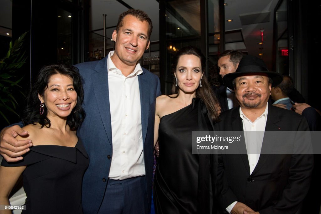 """The World Premiere Of Netflix's Film's """"First They Killed My Father"""" During The Toronto International Film Festival"""