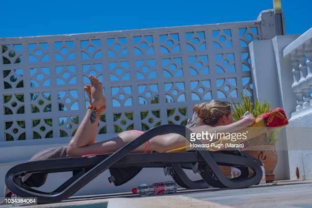 Lounger Prone: Fun In The Sun