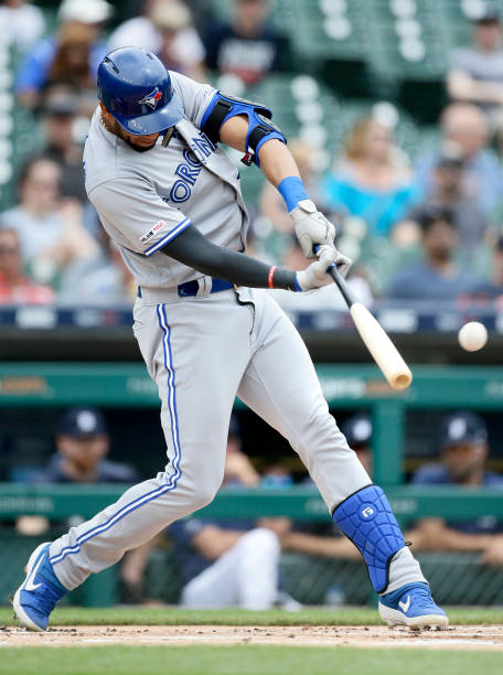 MI: Toronto Blue Jays v Detroit Tigers