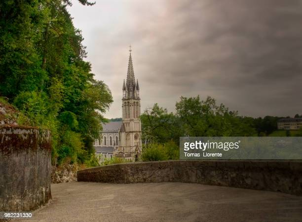 lourdes ii - llorente stock pictures, royalty-free photos & images
