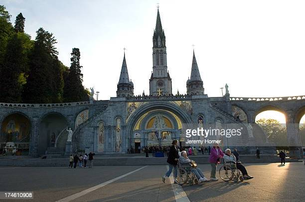 Lourdes is a small market town lying in the foothills of the Pyrenees famous for the Marian apparitions of Our Lady of Lourdes said to have occurred...