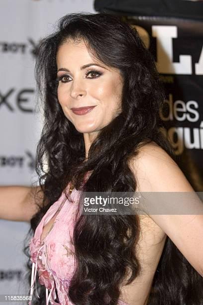 Lourdes Munguía during Playboy Mexico Magazine 4th Anniversary at Casino Español in Mexico City Mexico City Mexico