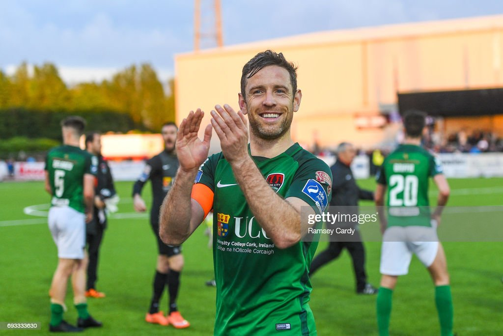 Dundalk v Cork City - SSE Airtricity League Premier Division : News Photo