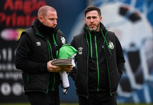 IRL: Drogheda United v Shamrock Rovers - SSE Airtricity League Premier Division